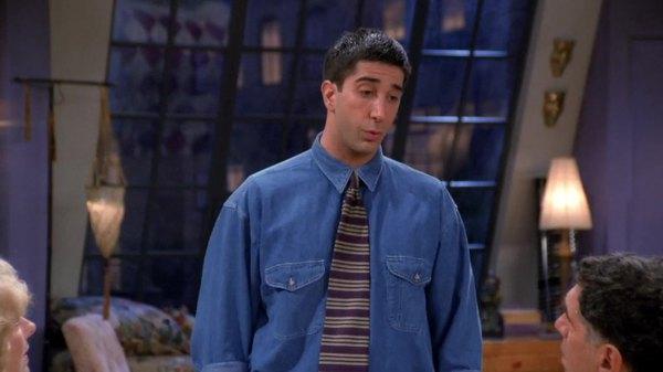 Screencaps of Friends Season 1 Episode 2