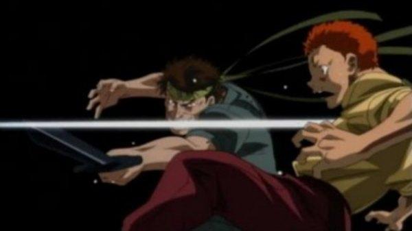 Grappler Baki Episode 10