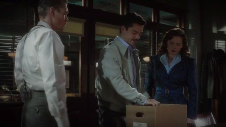 agent carter season 1 episode 1 coke and popcorn