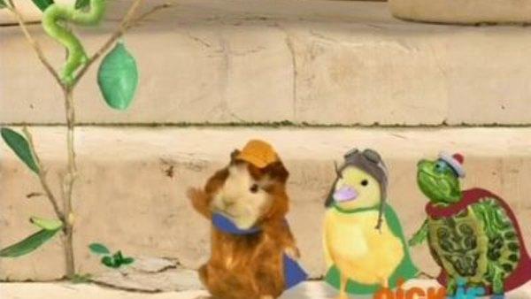 The Wonder Pets! Сезон 1 Серия 7
