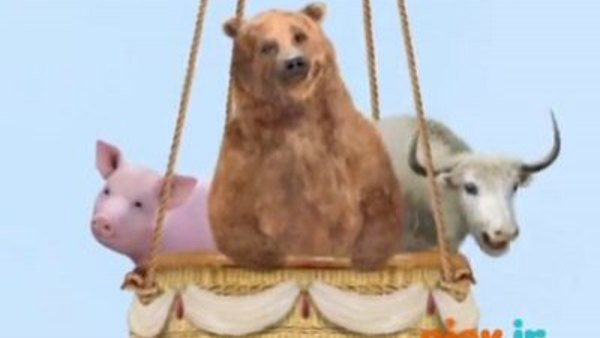 The Wonder Pets! Сезон 1 Серия 30