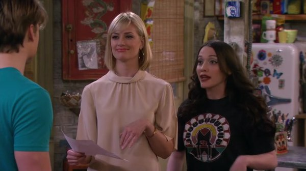 2 Broke Girls - S04E19 - And the Look of the Irish