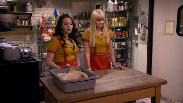 2 Broke Girls - S02E24 - And the Window of Opportunity