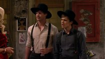 2 Broke Girls - Episode 7 - And the Three Boys with Wood