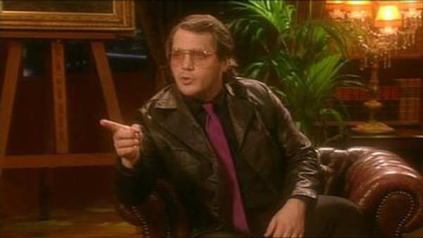Man to Man with Dean Learner - S01E01 - Garth Marenghi