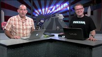 Tekzilla - Episode 335 - Why You Should Upgrade to Mountain Lion! Falcon Northwest's Small...