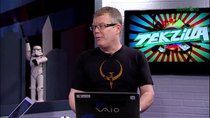 Tekzilla - Episode 414 - Drivers Upgrade Your GPU. HDTV Bargains. Reboot Your Cable Modem,...