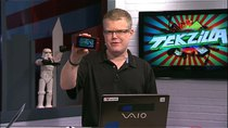 Tekzilla - Episode 424 - Google Glass. How to Solder a Lightsaber! Wolfram Alpha Mines...