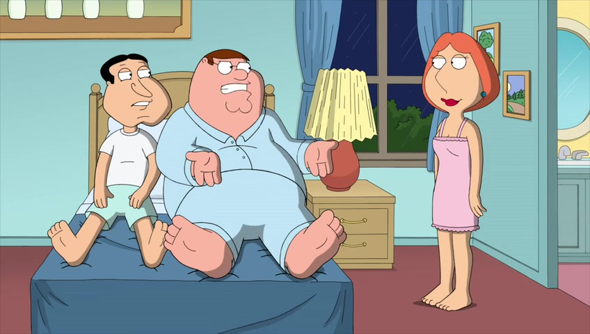 louis gets fat family guy № 265292
