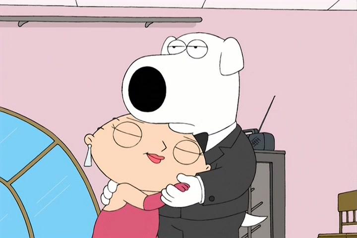 Brian e Stewie e il figlio di Tom Tucker  YouTube