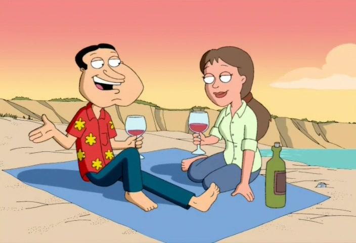 Screencaps of Family Guy Season 4 Episode 21