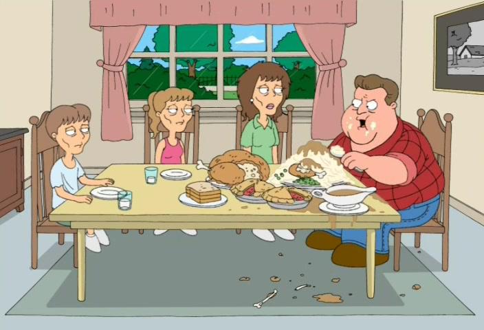 Screenshot of Family Guy Season 4 Episode 19 (S04E19)