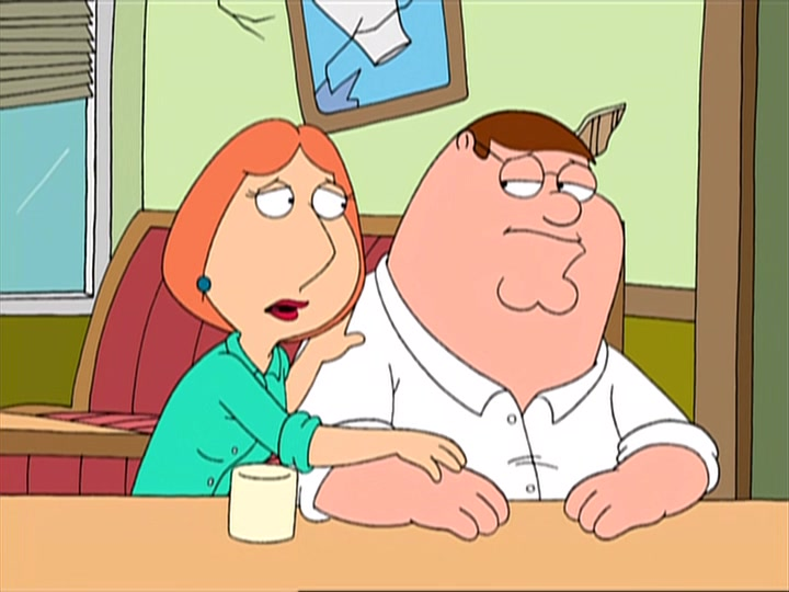 critique of family guy Right from the get-go, you can tell that family guy: the quest for stuff is a carbon copy of the simpsons: tapped outsure, some minor tweaks are present, like the story and characters obviously tailored to fit family guy, but starting with peter and ernie the giant chicken destroying quahog in their latest brawl the same way that homer.
