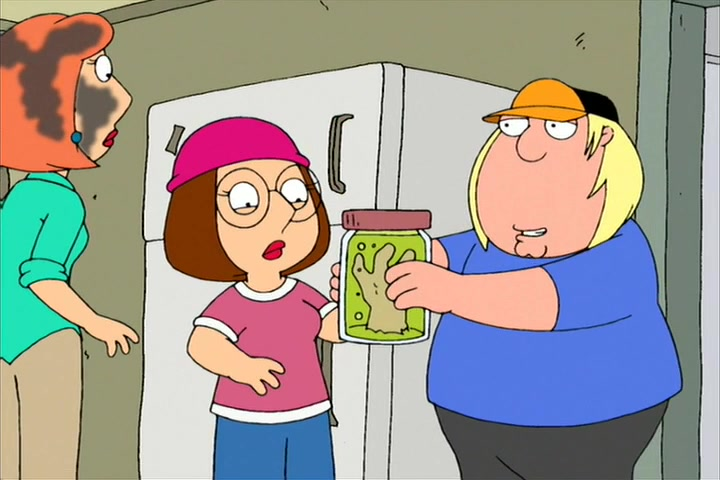 Screencaps of Family Guy Season 3 Episode 12