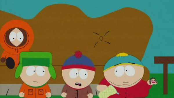 South park fat butt and pancake head