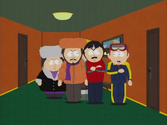 south park season 2 episode 1 polly streaming