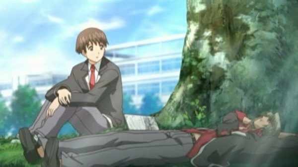 Tokimeki Memorial Only Love Episode 6