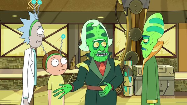 Watch rick and morty season 2 episode 1 online