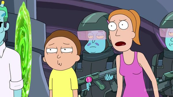 Watch rick and morty season 1 episode 8 online
