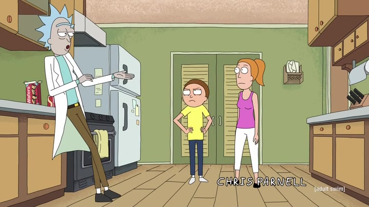 rick and morty season 2 full episode 1