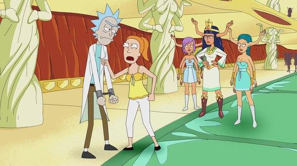 Rick And Morty Season 1 Episode 7