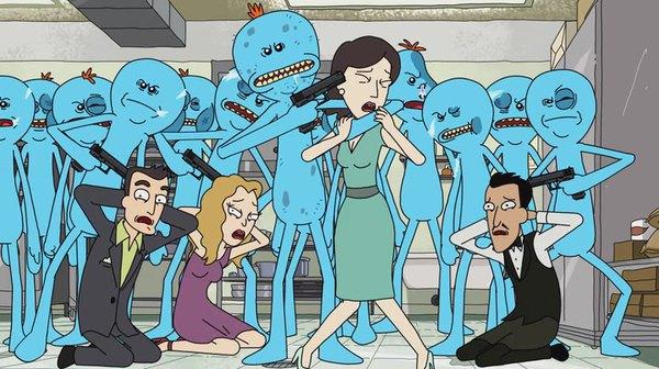 Rick And Morty Season 1 Episode 5
