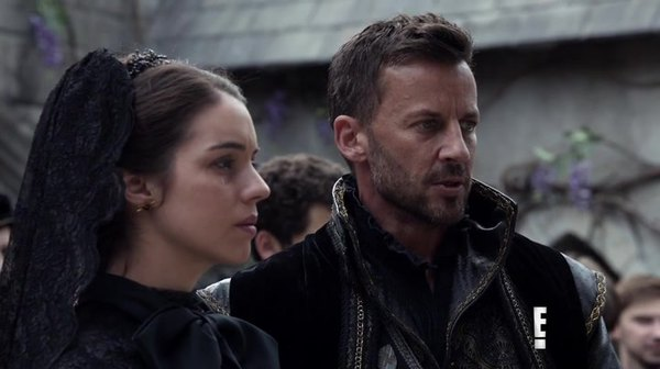 reign watch series episode 3 resistenze in serie e in parallelo