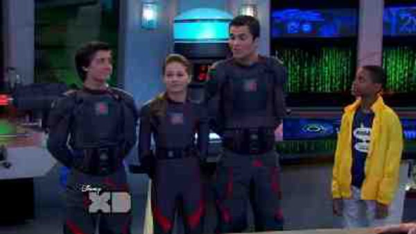 Lab Rats - S01E01 - Crush Chop and Burn (1)