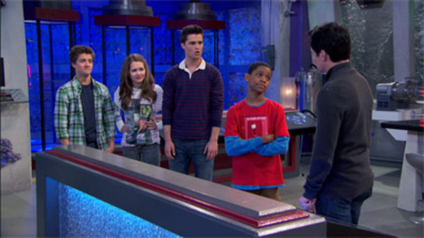 Lab Rats - S01E12 - Chip Switch