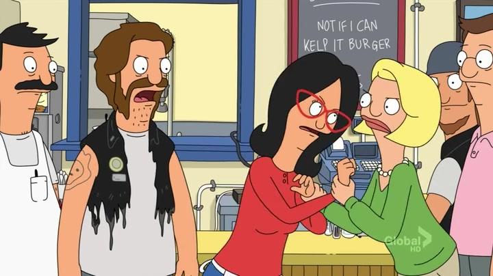 Screencaps of Bob's Burgers Season 3 Episode 1