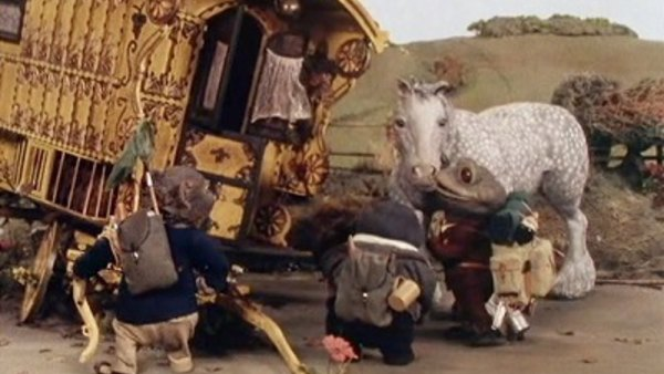 The Wind In The Willows Season 1 Episode 8