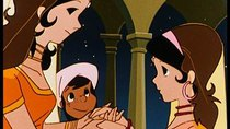 Arabian Nights: Sindbad no Bouken - Episode 40 - Girl from the stars