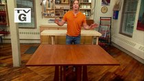 Rough Cut with Fine Woodworking - Episode 2 - Kitchen Leaf Table