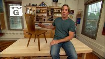 Rough Cut with Fine Woodworking - Episode 4 - Child's Chair with Steve Brown