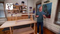 Rough Cut with Fine Woodworking - Episode 8 - Contemporary Bench with Steven Brown