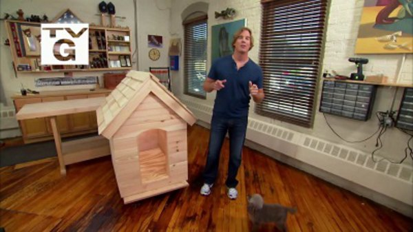 Rough Cut with Fine Woodworking - S06E12 - Dog House with Al D'Attanasio