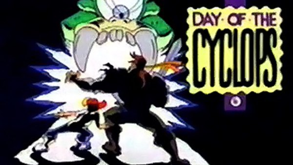 Mighty Max - S01E04 - Day of the Cyclops