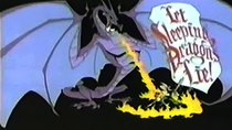 Mighty Max - Episode 5 - Let Sleeping Dragons Lie!