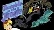 Mighty Max - Episode 6 - Rumble in the Jungle
