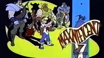 Mighty Max - Episode 13 - The Maxnificent Seven