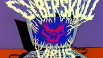 Mighty Max - Episode 7 - The Cyberskull Virus