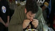Man v. Food - Episode 3 - Pittsburgh, PA