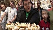 Man v. Food - Episode 17 - Raleigh, NC