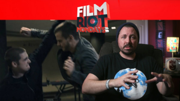 Film Riot - S01E601 - Mondays: Finding Your Directing Style & Tips on Shooting a Fight Scene