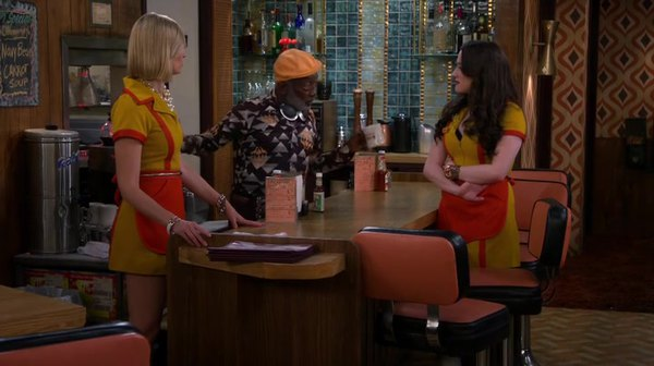 2 Broke Girls - S05E09 - And the Sax Problem