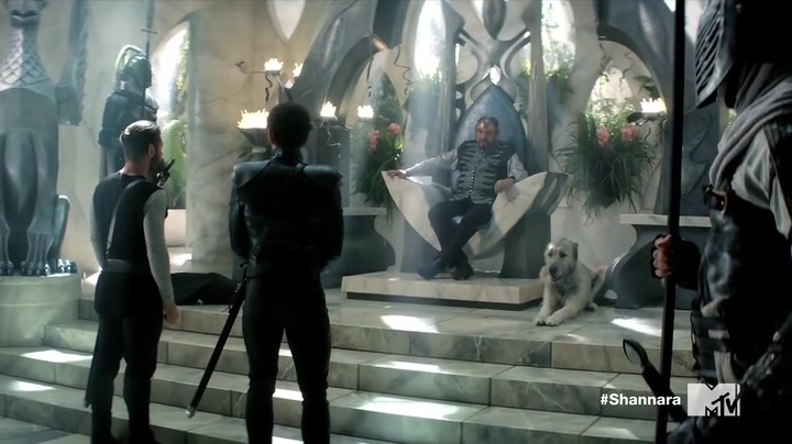 Screenshot of The Shannara Chronicles Season 1 Episode 5 (S01E05)