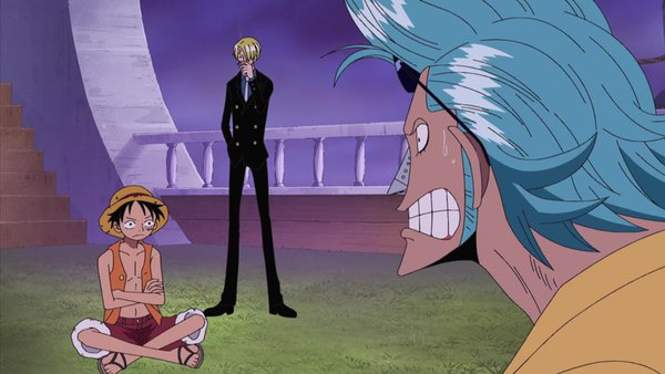 One piece episode 354 english dubbed