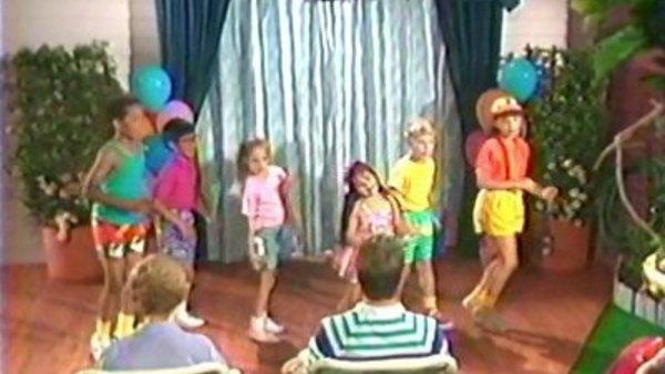 Barney and the Backyard Gang Season 1 Episode 1