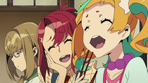 Kiznaiver - Episode 5 - Wahoo, It's a Training Camp! Let's Step in Deer Poop and Have...