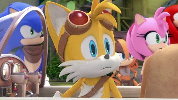 Watch Sonic Boom Episode 8 Eggheads Online – Dibujos Para Colorear